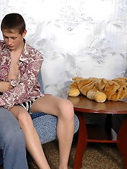 Incredible twink flicks full of crazy sperm play!